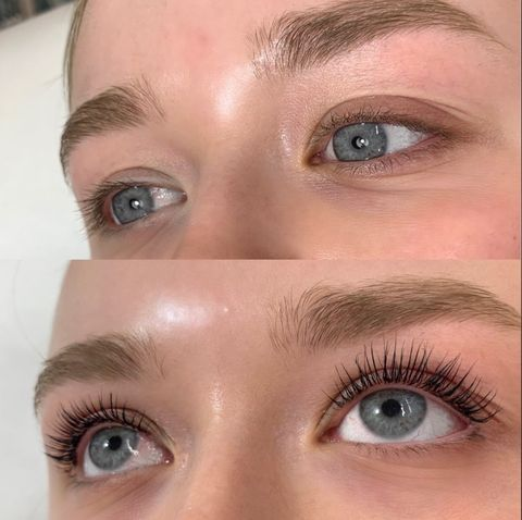 What is Eyelash Tinting? My Before and After Pics Are Insane