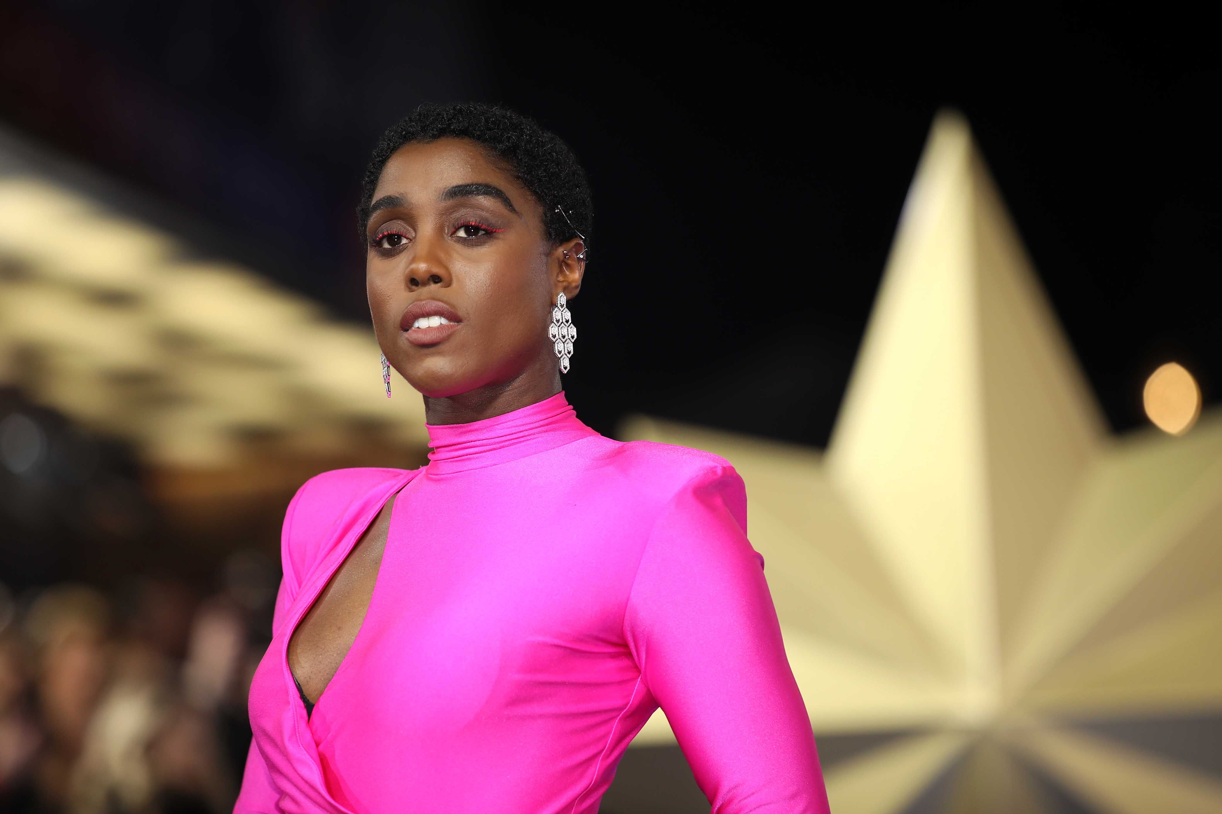 007 Will Be Played By Black British Actress Lashana Lynch in 'Bond 25'