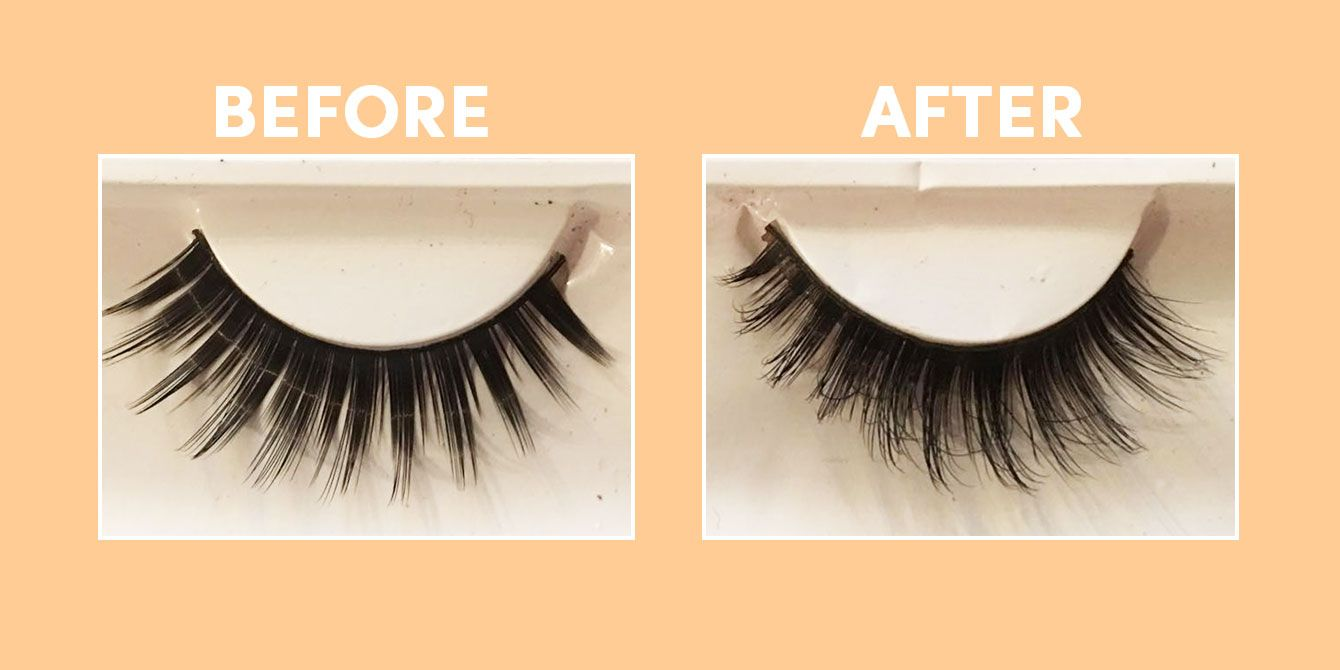 how to apply mascara to make lashes look longer