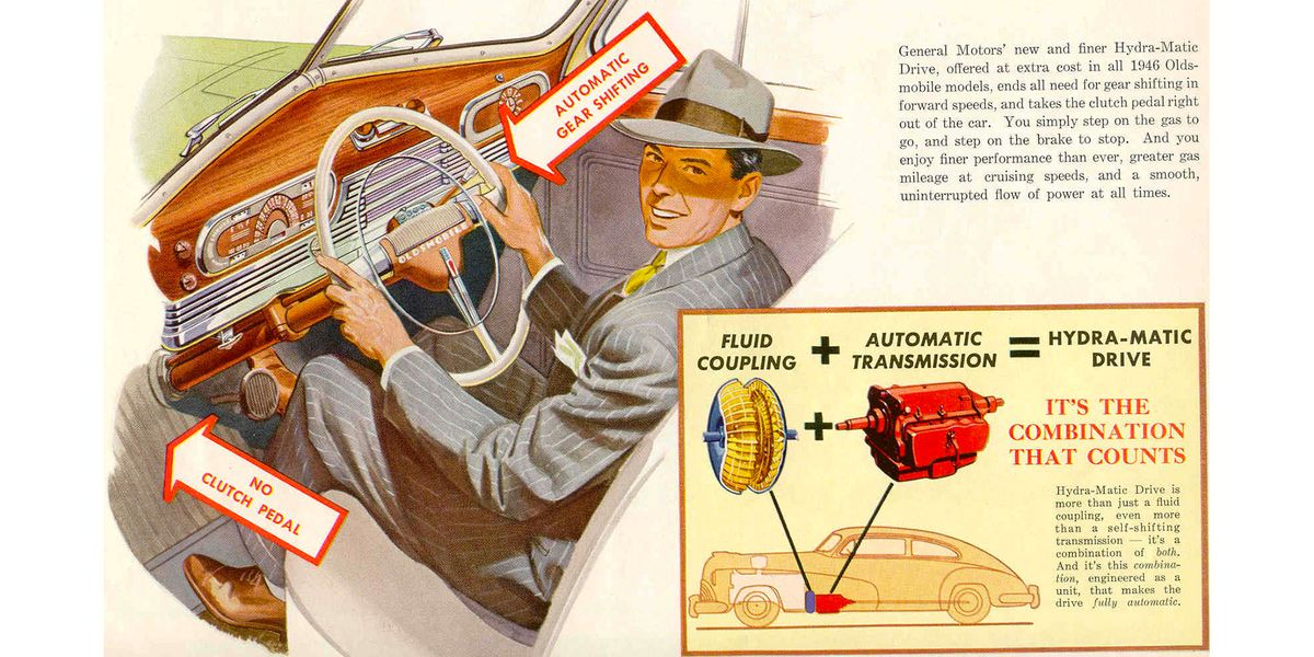 What Was the Final US-Market Car with a Four-Speed Transmission?