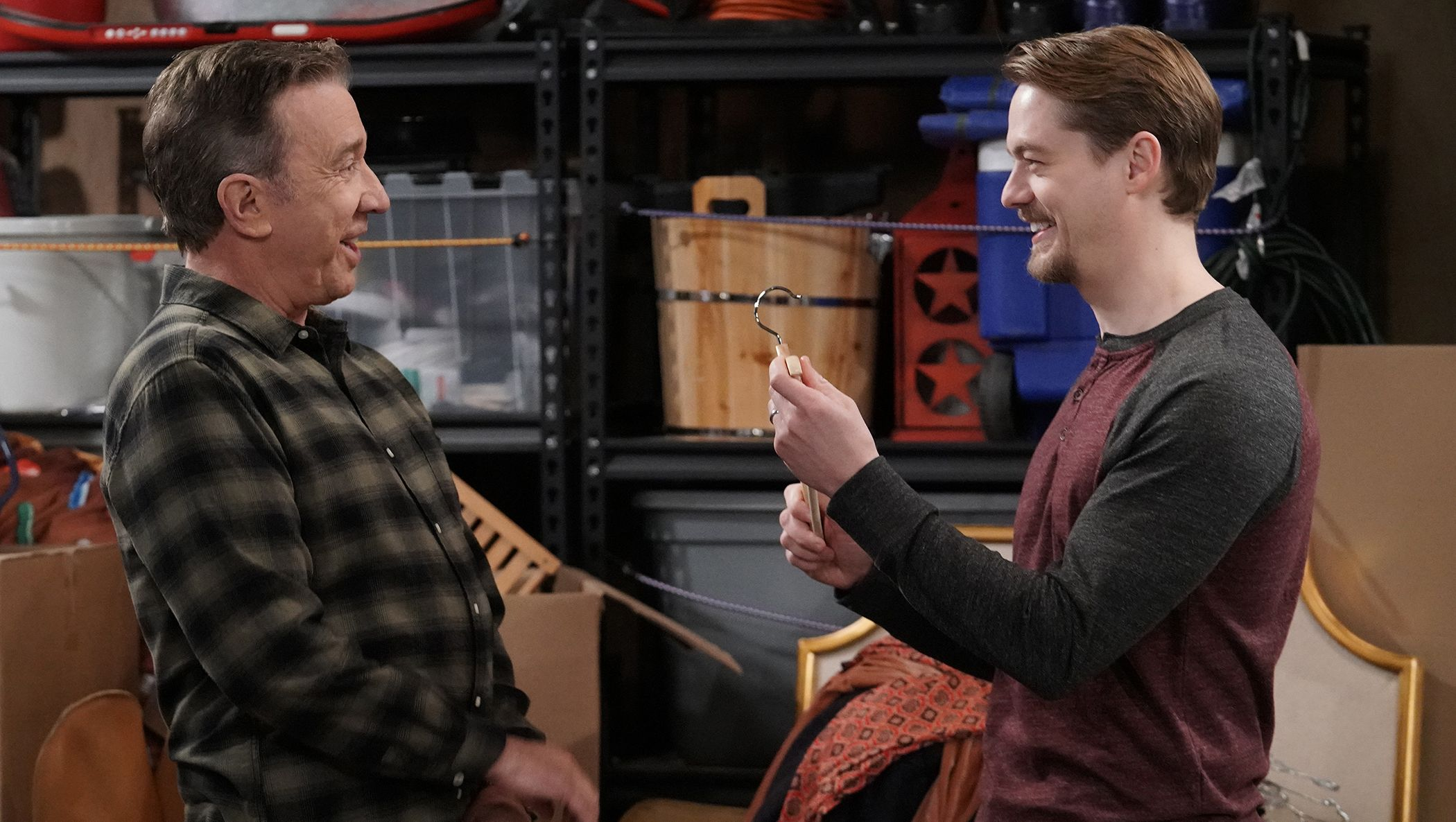 'Last Man Standing' Star Christoph Sanders Was Just Cast in Another Major Movie
