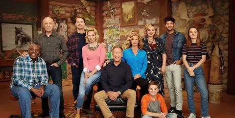 Last Man Standing Cast New And Returning Cast Members For Season 7