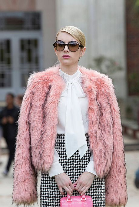 last minute costumes - chanel scream queens
