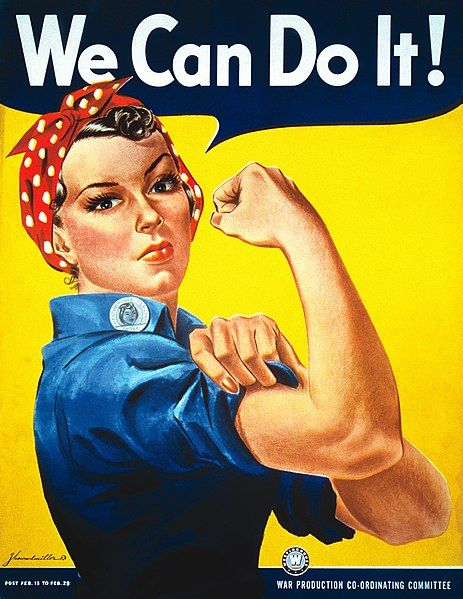 last minute costumes rosie the riveter