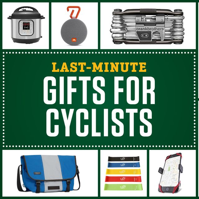 Last-Minute Gift Ideas for Cyclists