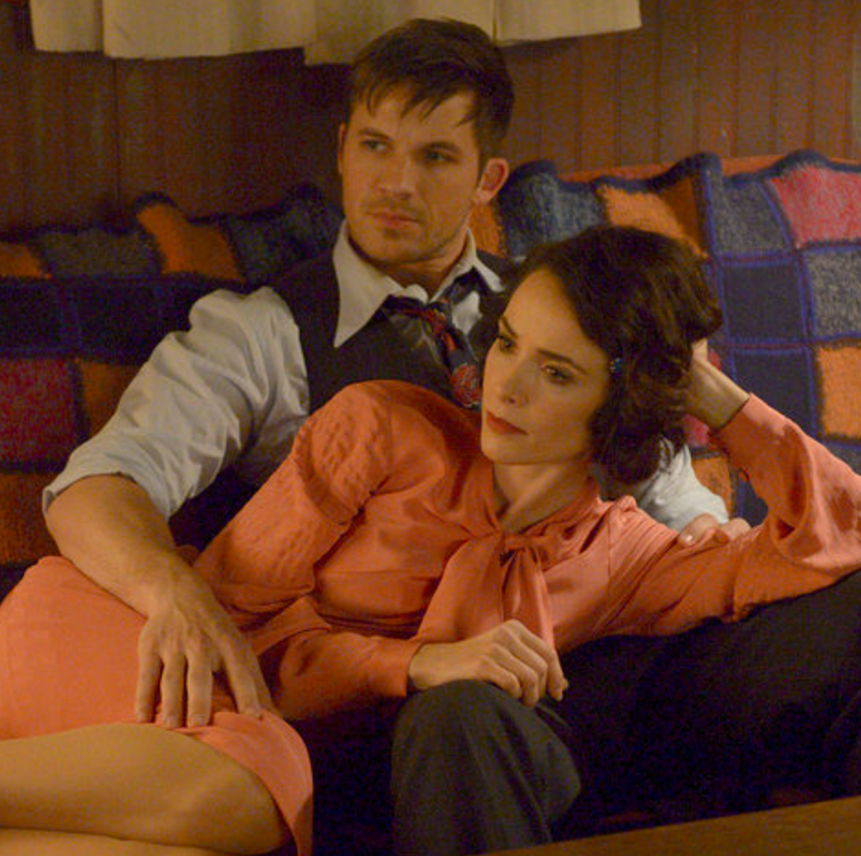 """Timeless (2016) The recently cancelled Timeless covered the story of Bonnie and Clyde in an episode called """"The Last Ride of Bonnie and Clyde."""" The Doctor Who -adjacent show was cancelled after only a couple seasons, but not before Bonnie and Clyde could make their place in the show's history."""