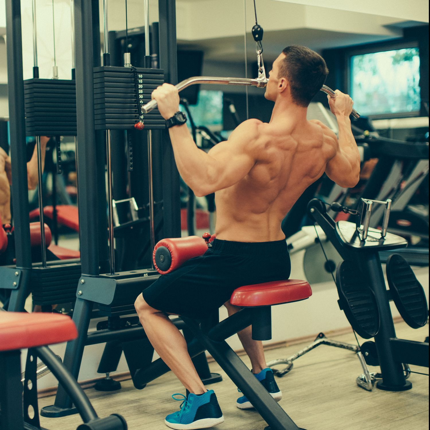 Want to Make Your Muscles Grow Faster? Just Focus.