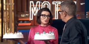 Silvia Abril celebra su 48 cumpleaños en Late Motiv a tartazo limpio