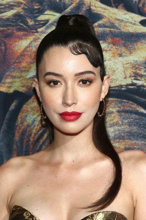 latina actresses christian serratos