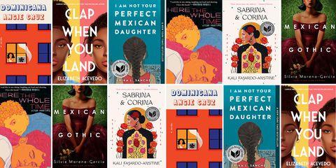 books by latino authors