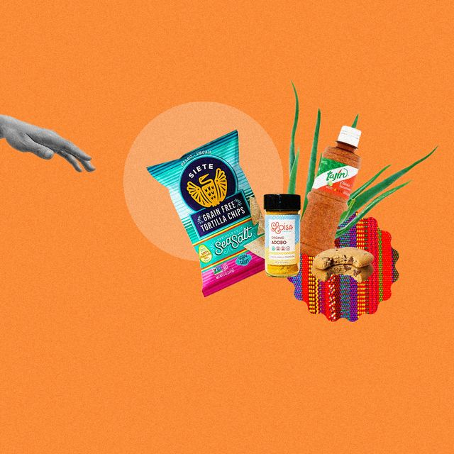 12 latinx owned food brands