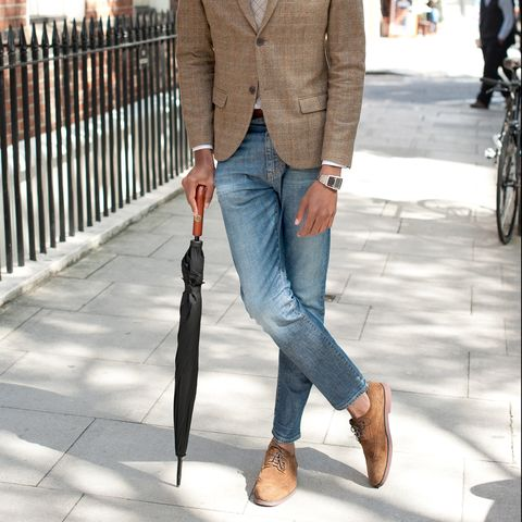 LONDON COLLECTIONS 2012: MEN - Street Style Sightings