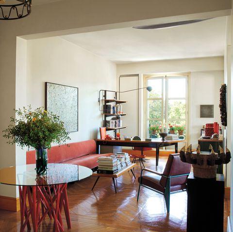 Aerin Lauder\'s Apartment in Paris - Aerin Lauder House Photos