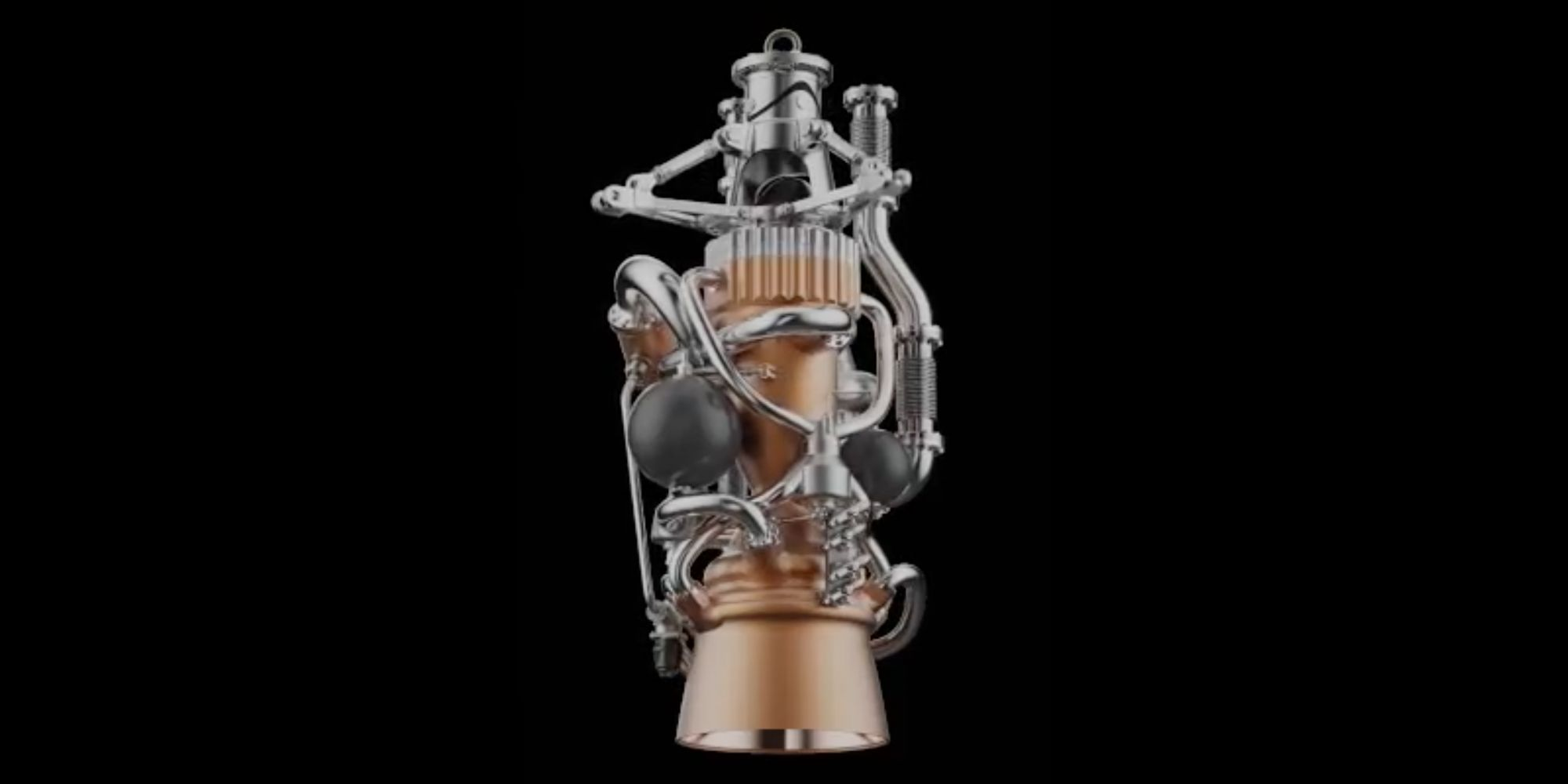 You Can Make a Rocket Engine's Entire Combustion Chamber in One 3D Print