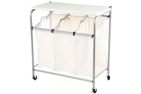 Product, Table, Furniture, Laundry basket, Kitchen cart, Shelf, Household supply,