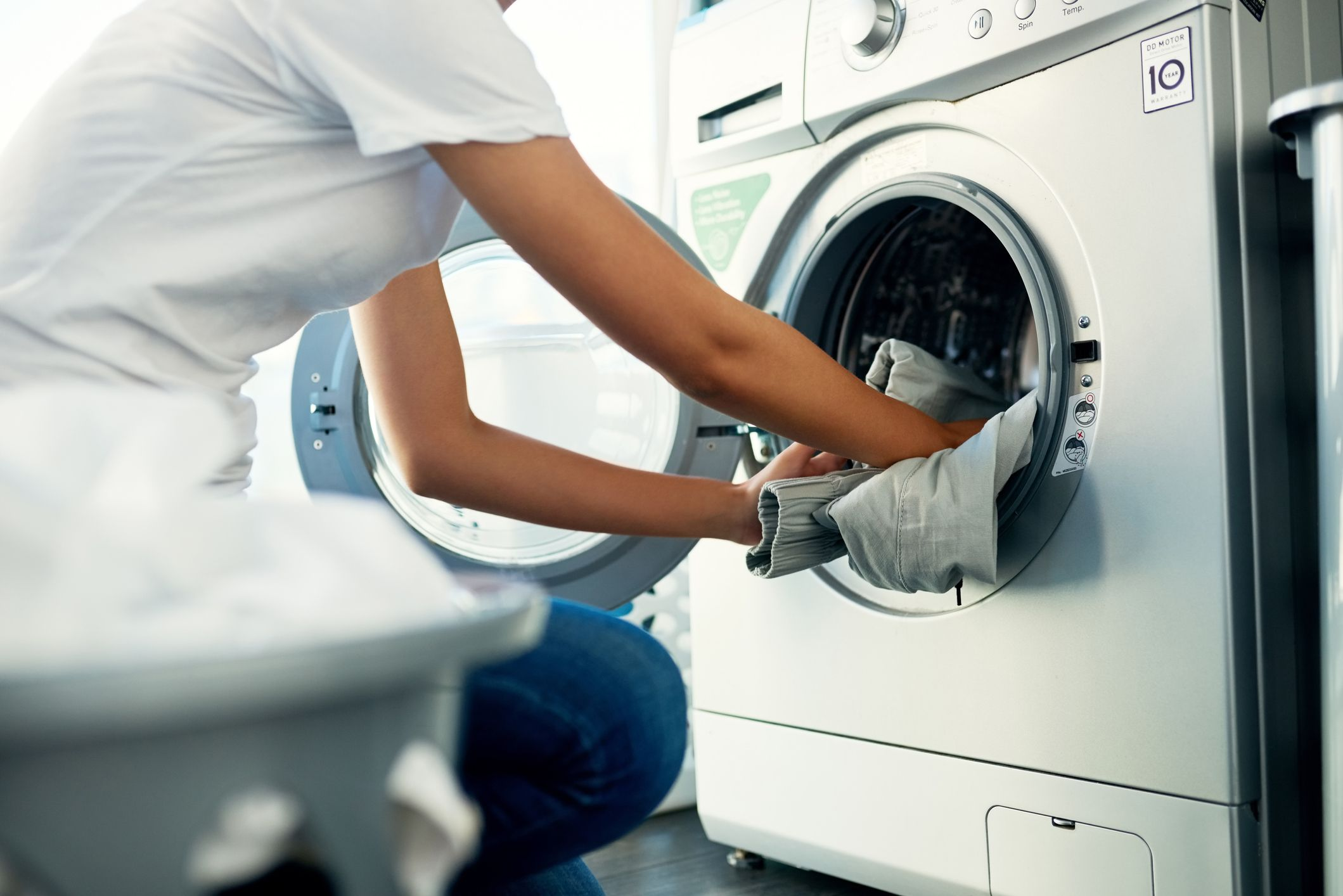 How Washing Machines Could Be a Breeding Ground for Hazardous Germs