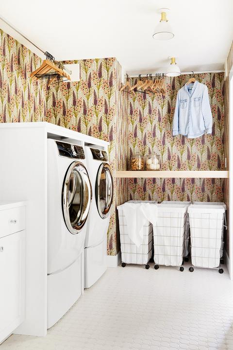 basement ideas - laundry room