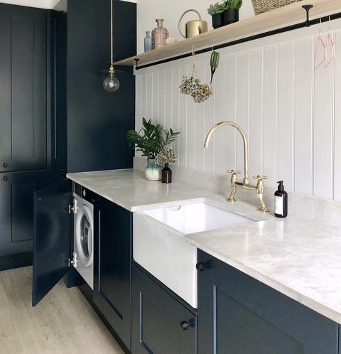 13 Beautiful Laundry Rooms Decorating Ideas For Laundry Rooms