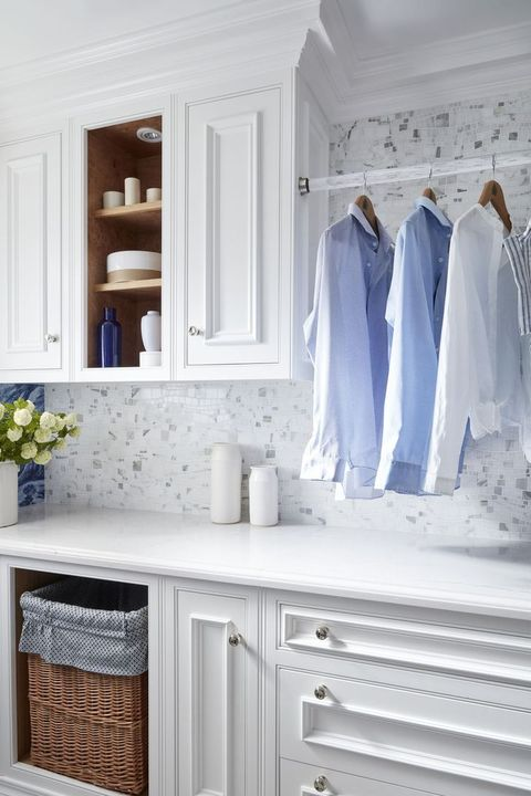 25 Small Laundry Room Ideas Small Laundry Room Storage Tips