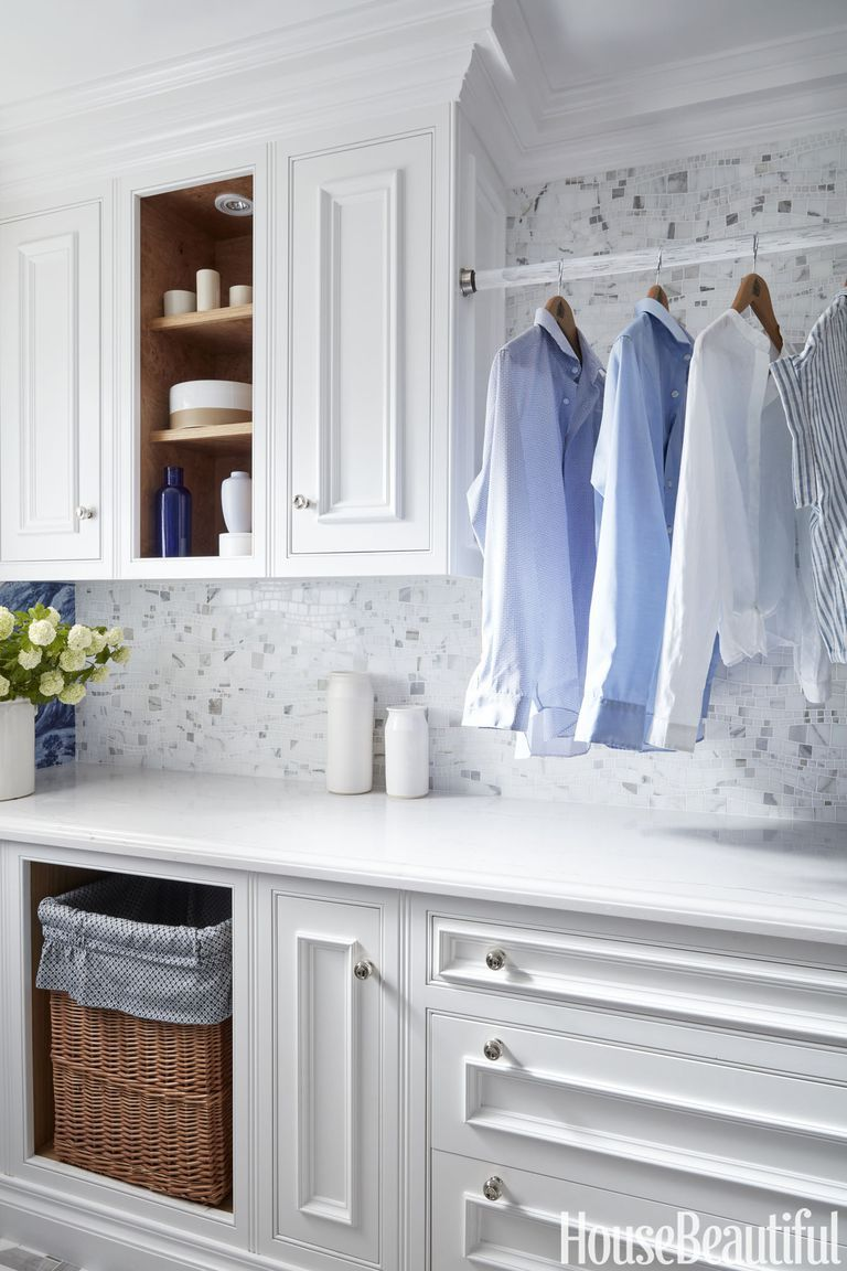 15 Small Laundry Room Ideas Small Laundry Room Storage Tips Interiors Inside Ideas Interiors design about Everything [magnanprojects.com]