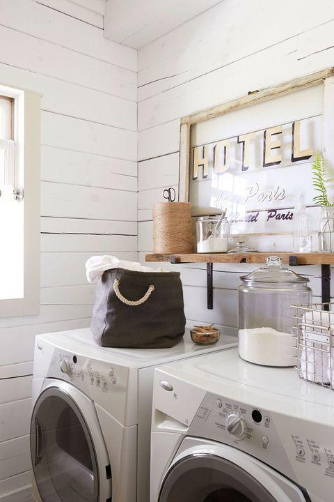 laundry room ideas vintage