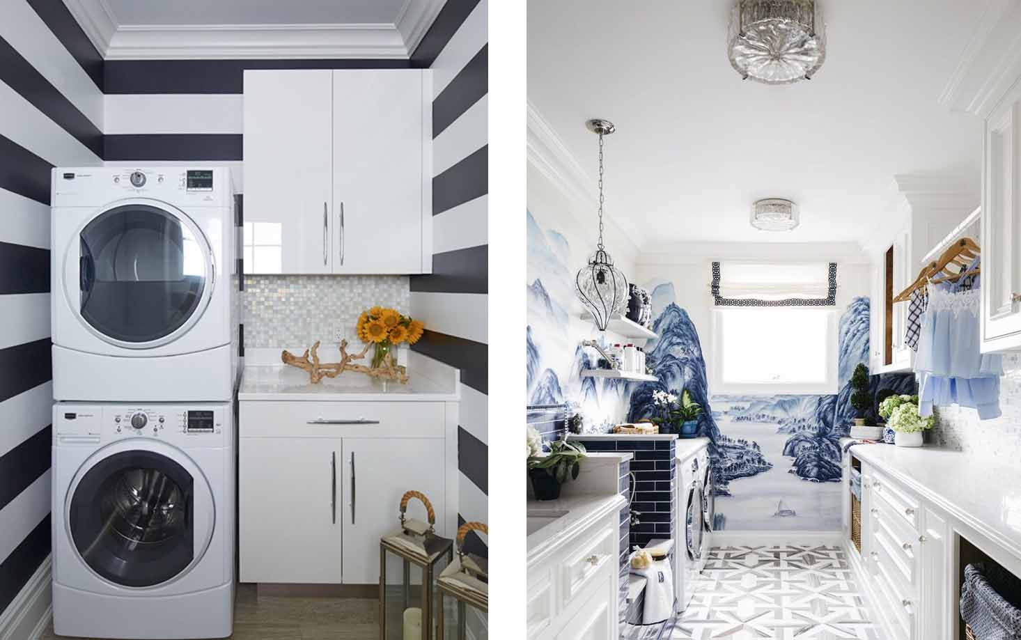 29 Beautiful Small Laundry Room Ideas - Best Laundry Room Designs
