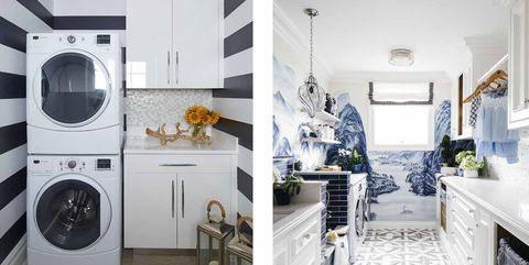 15 Beautiful Small Laundry Room Ideas Best