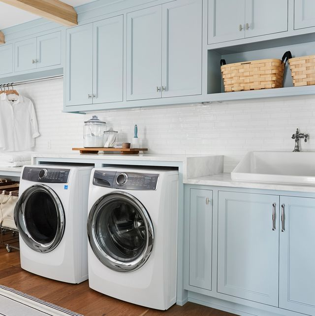 23 Small Laundry Room Ideas Small Laundry Room Storage Tips