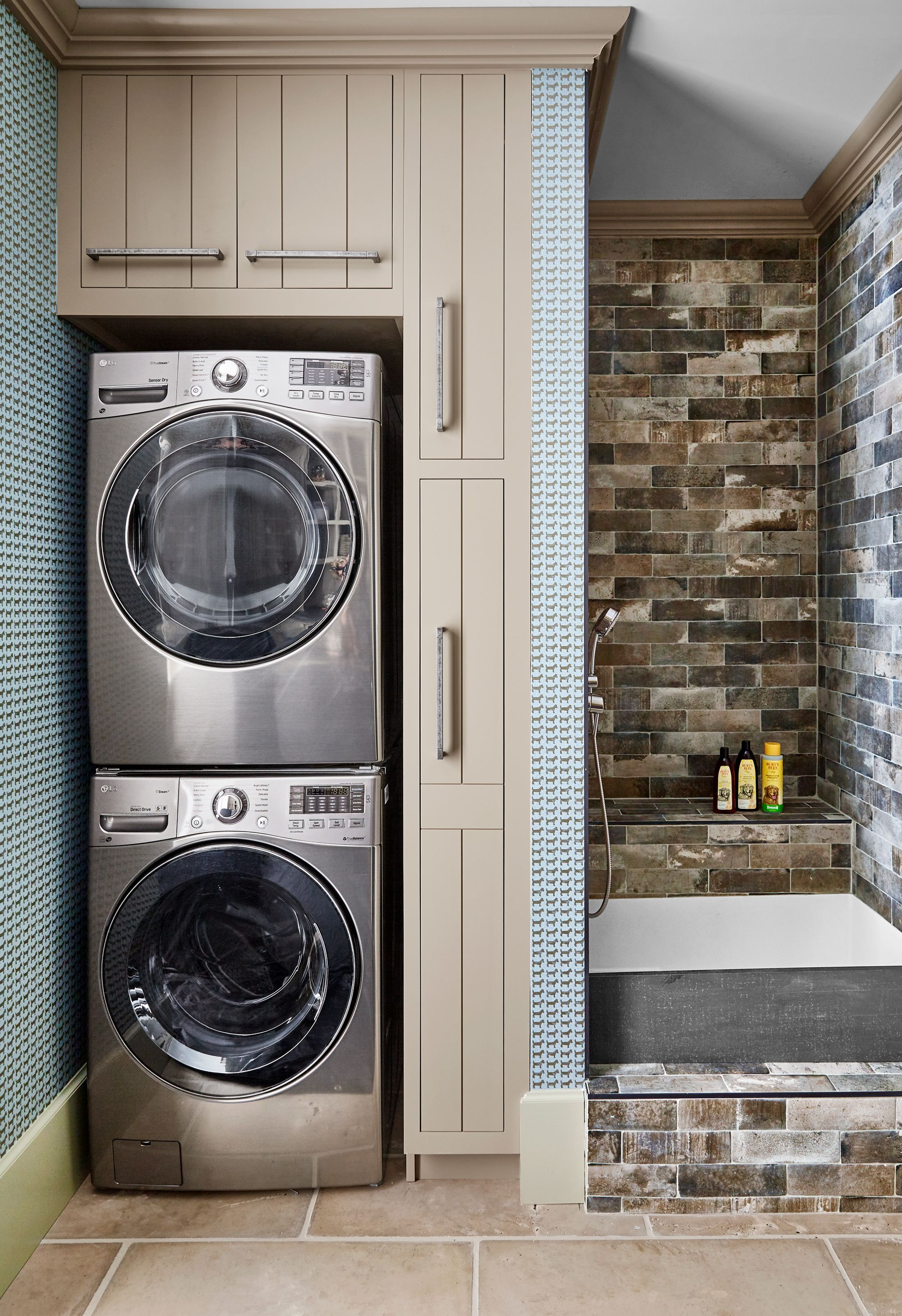 11 Small Laundry Room Ideas - Small Laundry Room Storage Tips