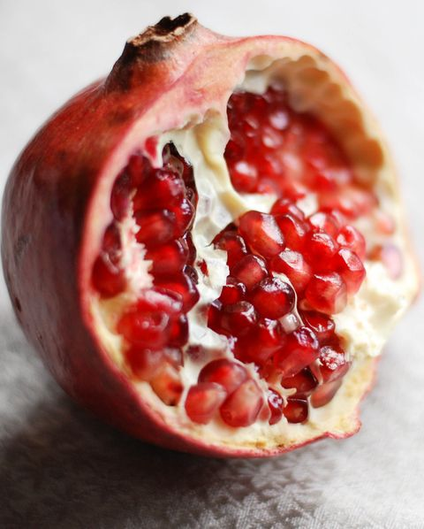 pomegranate, foods for energy