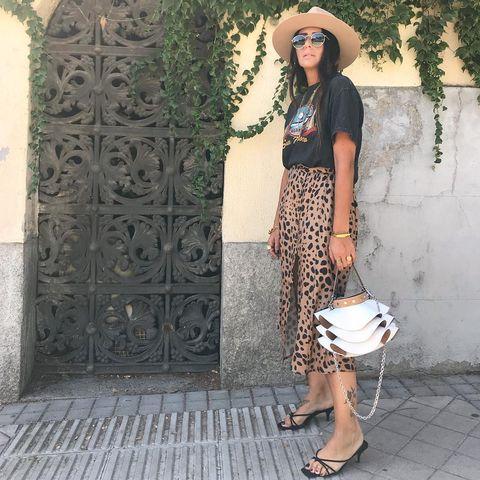 48253d45de Esta falda de la firma española Brownie está arrasando muy fuerte en ...