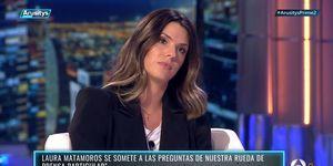 Benji Aparicio, Laura Matamoros, El programa de Arús, Arusitys