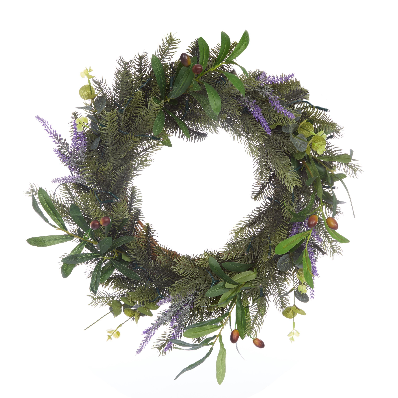 Best Christmas Wreaths - Christmas Door Wreaths