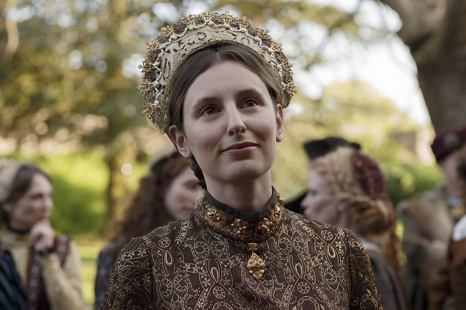 """Laura Carmichael: """"No one feels about Downton the way I do"""""""