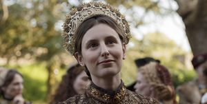 Laura Carmichael as Maggie Pole in The Spanish Princess
