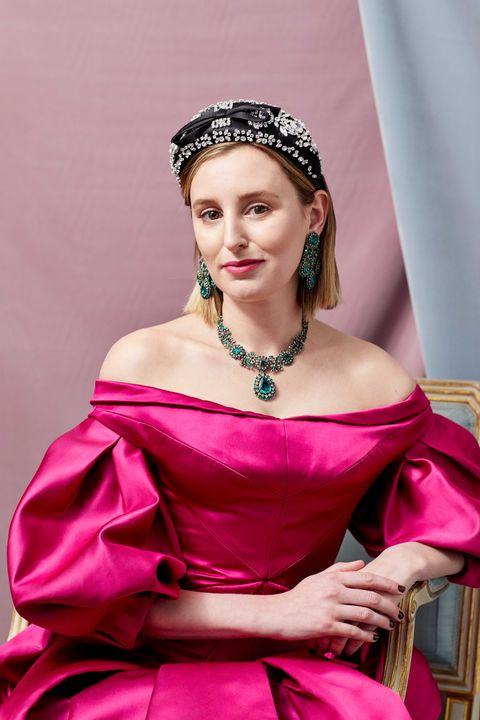 Laura Carmichael Spanish Princess