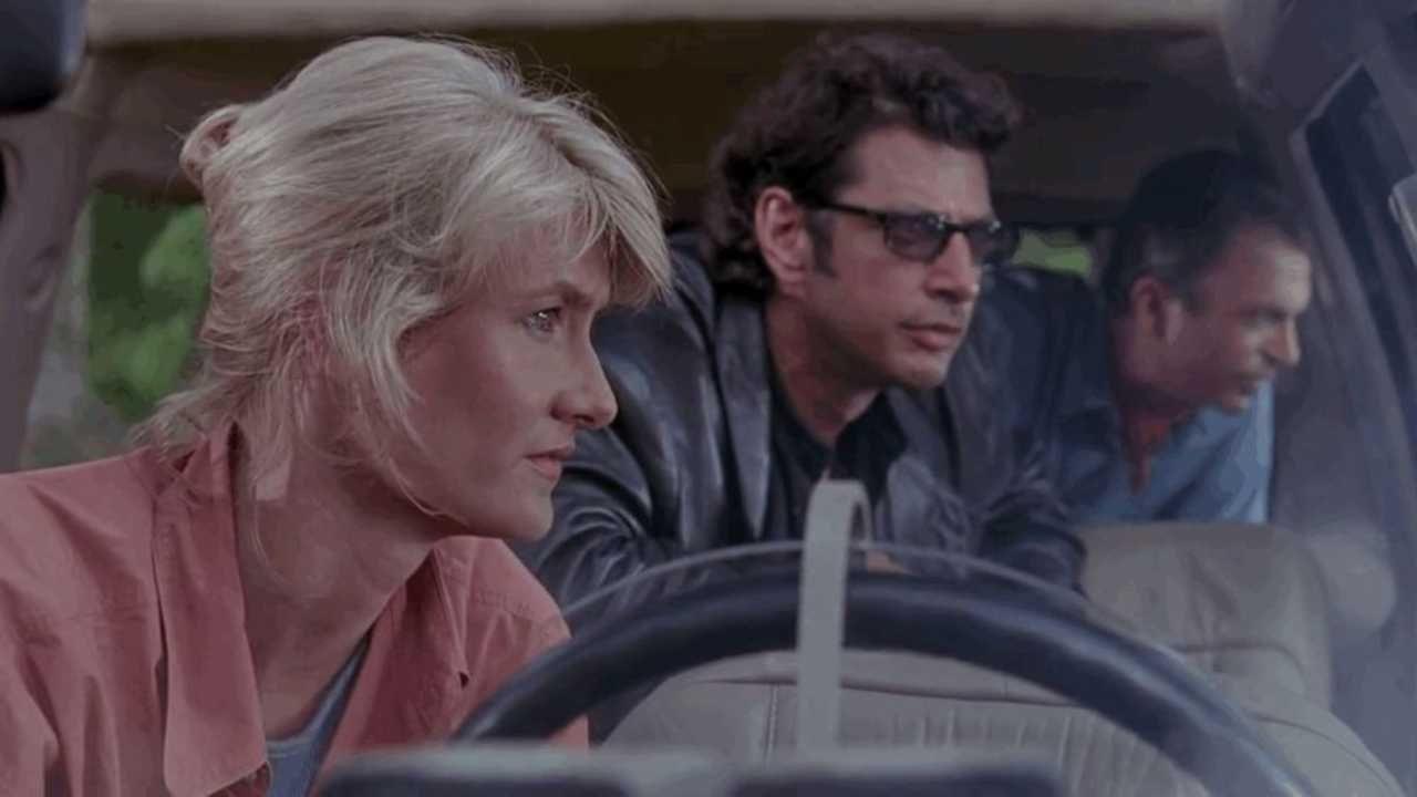 Jurassic World 3 Laura Dern Regreso - Entusiasmado Jurassic Park