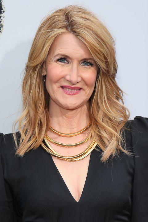 "laura dern winter hair colors Premiere Of Netflix's ""The Black Godfather"""