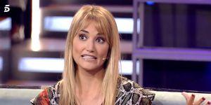 Continúa la guerra entre Alba Carrillo y Laura Matamoros en el plató de 'GH VIP 6: Límite 48 horas'