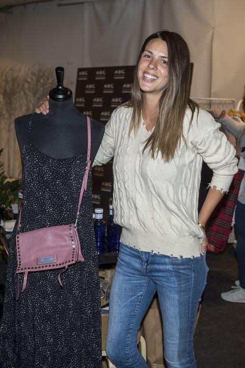 Jeans, Fashion, Shoulder, Fun, Outerwear, Fashion design, Textile, Party, Event, Denim,