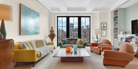 Beauty Mogul Laura Mercier Lists Her Perfectly Pretty Manhattan Apartment For 11 Million