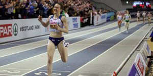Laura Muir European Athletics Indoor Championships