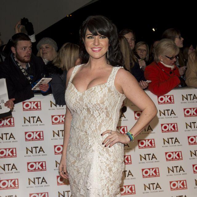 national television awards   red carpet arrivals