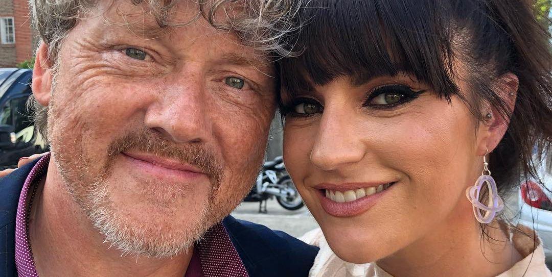 Emmerdale's Laura Norton pays tribute to partner Mark Jordon