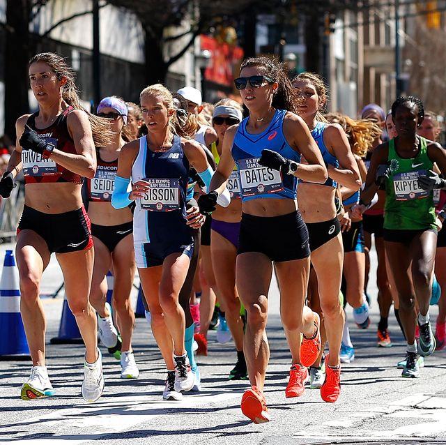 elite runner stride