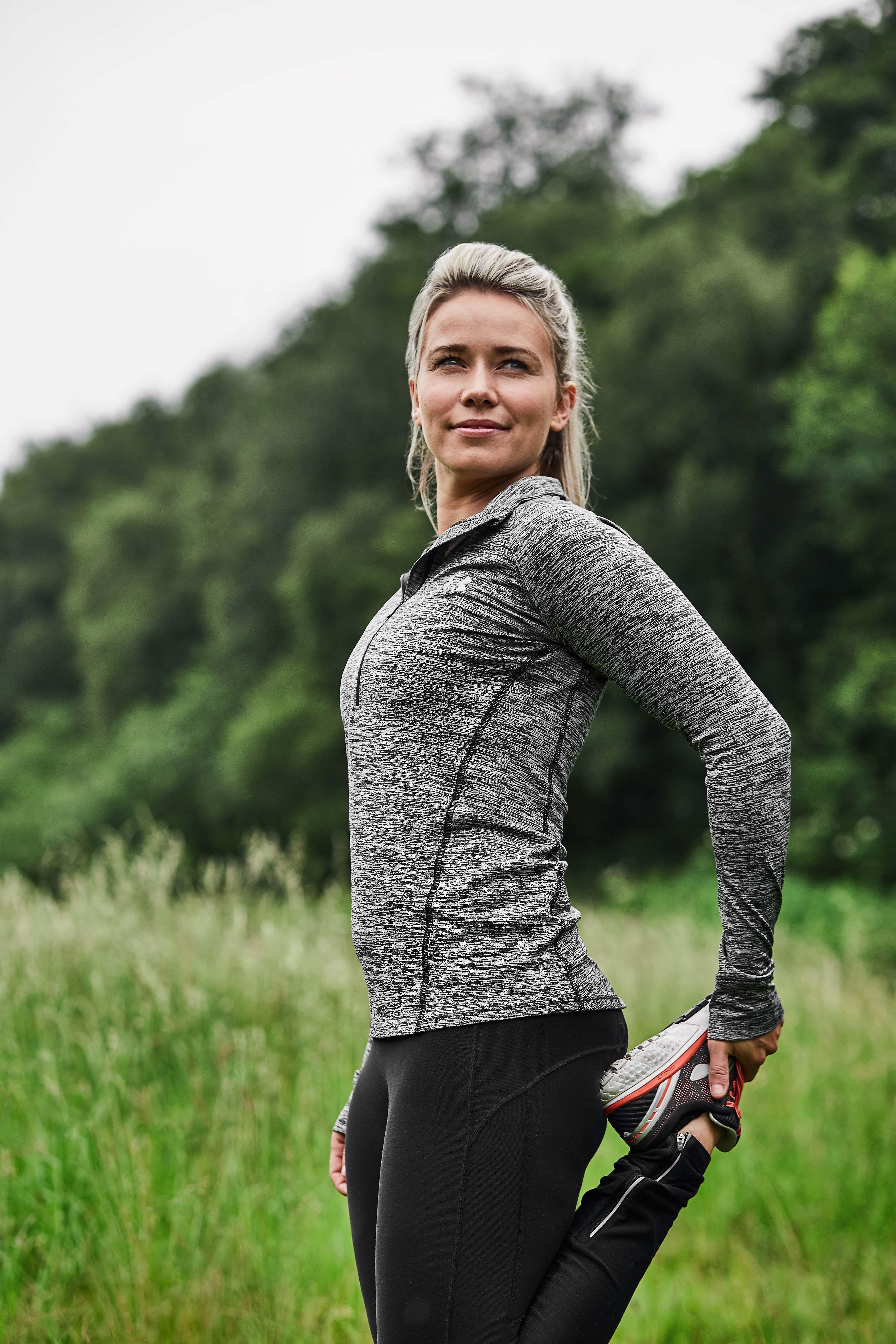 I'm a runner - Laura Tott