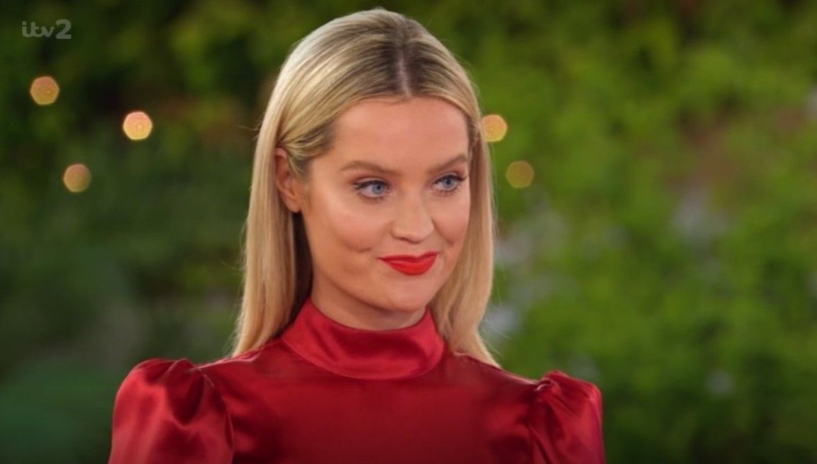 Love Island host Laura Whitmore hits back at criticism over her travelling to Cape Town for winter series