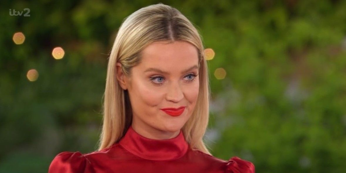 Laura Whitmore responds to claims she's been absent from Love Island villa