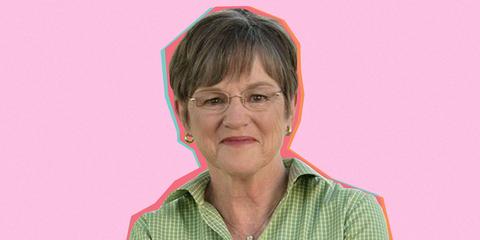 Kansas State Senator Laura Kelly