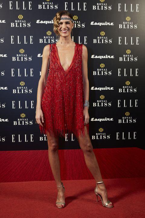 Mejor peor vestidas alfombra roja fiesta Elle Esquire